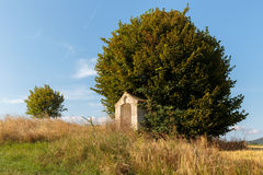 Bavarian Countryside Summer Landscape Stock Photo