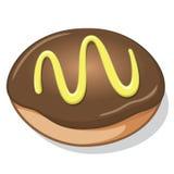 Bavarian Donut Vector Stock Photography