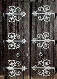 Bavarian Door Royalty Free Stock Photos