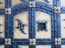 Bavarian door ornament Stock Photography