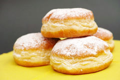 Bavarian doughnuts Royalty Free Stock Photos