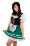 Bavarian Drindl Royalty Free Stock Photography