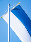 Bavarian flag Stock Images