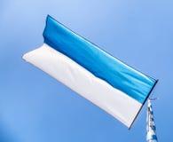 Bavarian flag Stock Photography