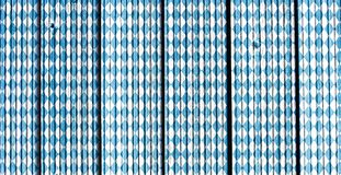 Bavarian flag pattern. Traditional texture. Oktoberfest background. Design for the famous, traditional bavarian Oktoberfest. Bavarian flag pattern. Traditional royalty free stock photos