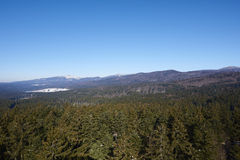 Bavarian Forest National Park Royalty Free Stock Photo