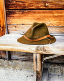 Bavarian hat Stock Photo