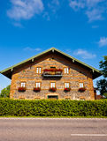 Bavarian House Royalty Free Stock Image