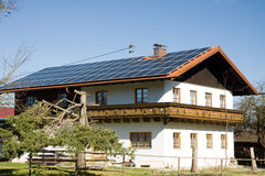 Bavarian house Stock Photo