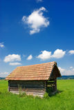 Bavarian hut Royalty Free Stock Images