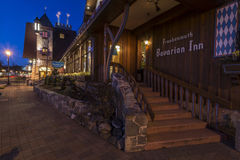 Bavarian Inn (Frankenmuth Michigan) Stock Photography