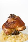 bavarian knykcia wieprzowina zdjęcie stock