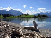 bavarian krajobraz Obrazy Royalty Free