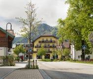 Bavarian krajobraz obrazy stock