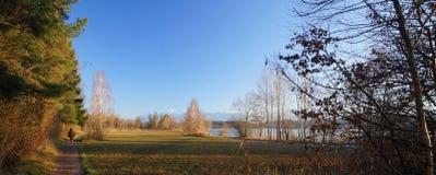 Bavarian Lake Stock Images