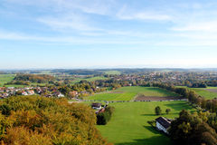 Bavarian Landscape Royalty Free Stock Photography