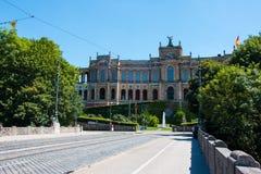 Bavarian Landtag Stock Images