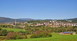 bavarian lasowy Germany zwiesel zdjęcie royalty free