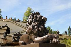 Bavarian lion Royalty Free Stock Images
