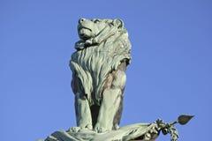 Bavarian Lion Stock Photography