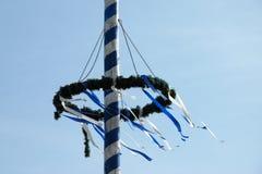 Free Bavarian Maibaum Or Maypole Stock Photo - 2452420