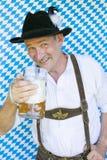 Bavarian man Royalty Free Stock Photography