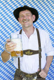 Bavarian man Royalty Free Stock Image