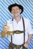 Bavarian man Royalty Free Stock Image
