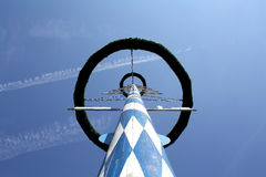 Bavarian Maypole Stock Photos