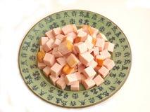 Bavarian meat Royalty Free Stock Photo