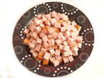 Bavarian Meat Royalty Free Stock Image