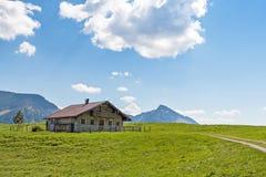 Bavarian Mountain Stock Photography