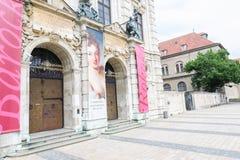 Bavarian national museum Stock Photos