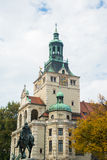 Bavarian National Museum Royalty Free Stock Photography