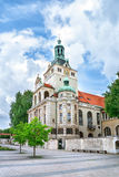Bavarian national museum in Munich Stock Photography