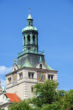 Bavarian national museum tower Royalty Free Stock Images