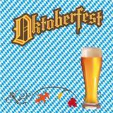 Bavarian Oktoberfest Royalty Free Stock Image