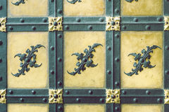 Bavarian ornament Royalty Free Stock Images