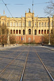 Bavarian Parliament in Munich, Germany Stock Photography