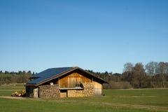 Bavarian photovoltaic Stock Photos