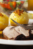 Bavarian pork mea Stock Image