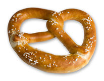 Bavarian Pretzel Stock Photo