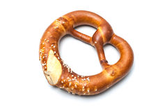 Bavarian pretzel Royalty Free Stock Images