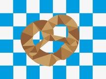 Bavarian pretzel Stock Image