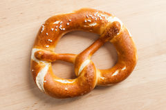 Bavarian pretzel Royalty Free Stock Photo
