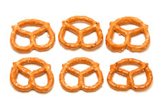 Bavarian_Pretzels Royalty Free Stock Images