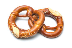 Bavarian pretzels Royalty Free Stock Image