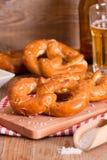 Bavarian pretzels. Stock Image