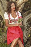 Bavarian Romance Royalty Free Stock Images