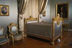 Munich Residenz Bavarian palace inside royalty free stock images